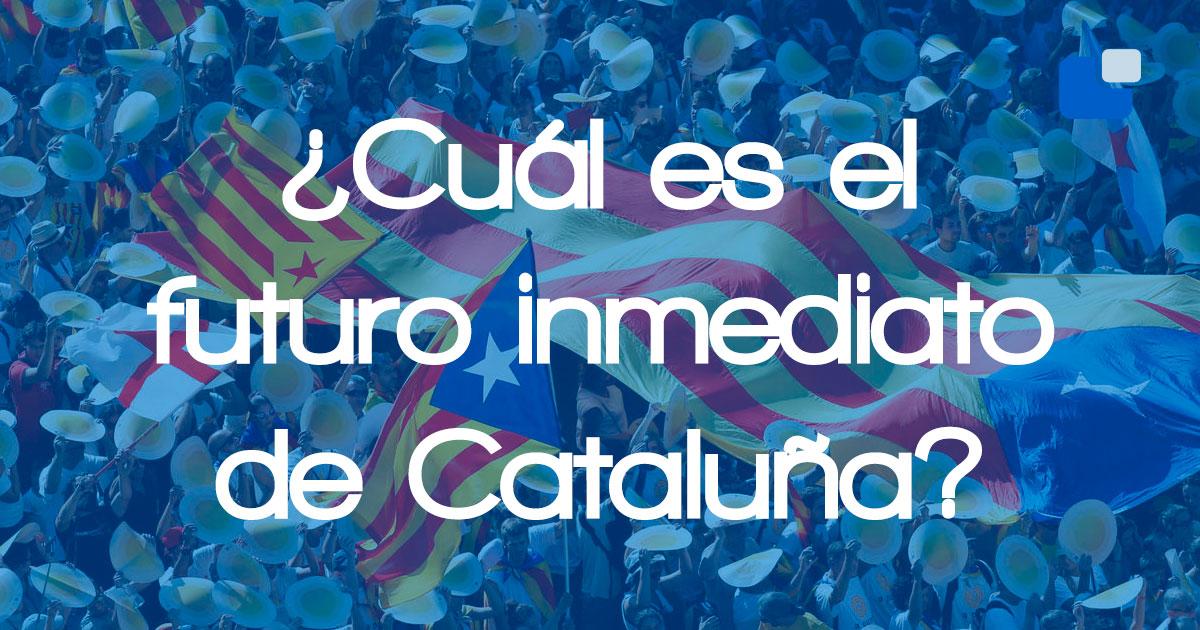 El futuro de Cataluña.
