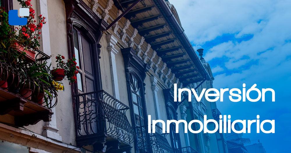 Inversión inmobiliaria Confislab
