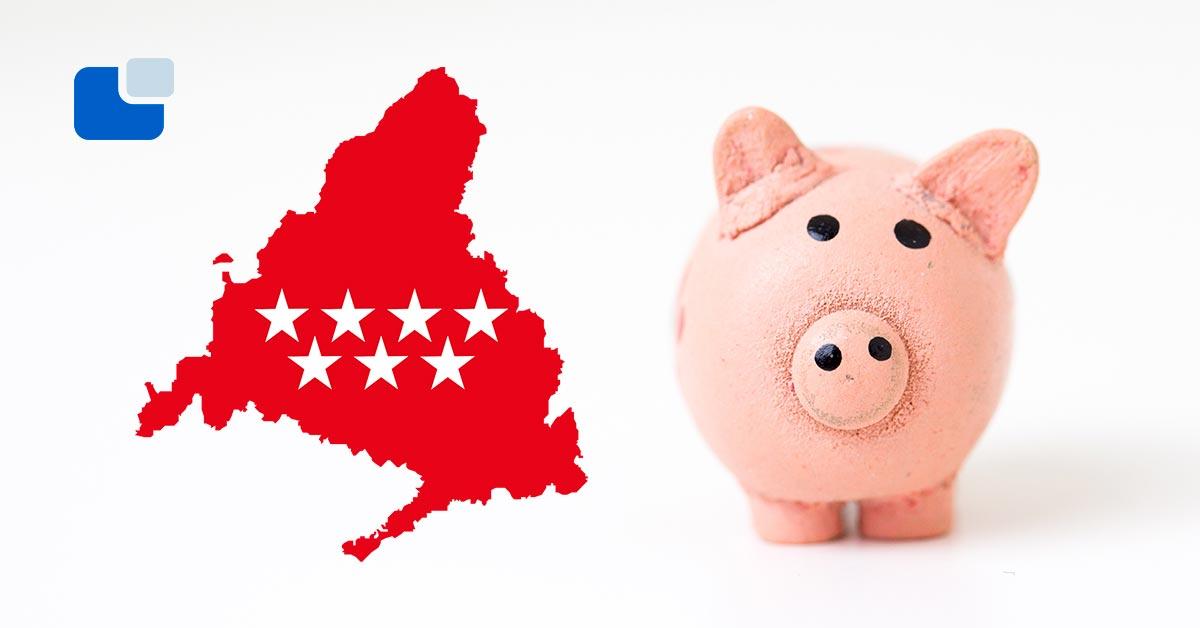 Ventajas fiscales de la Comunidad de Madrid