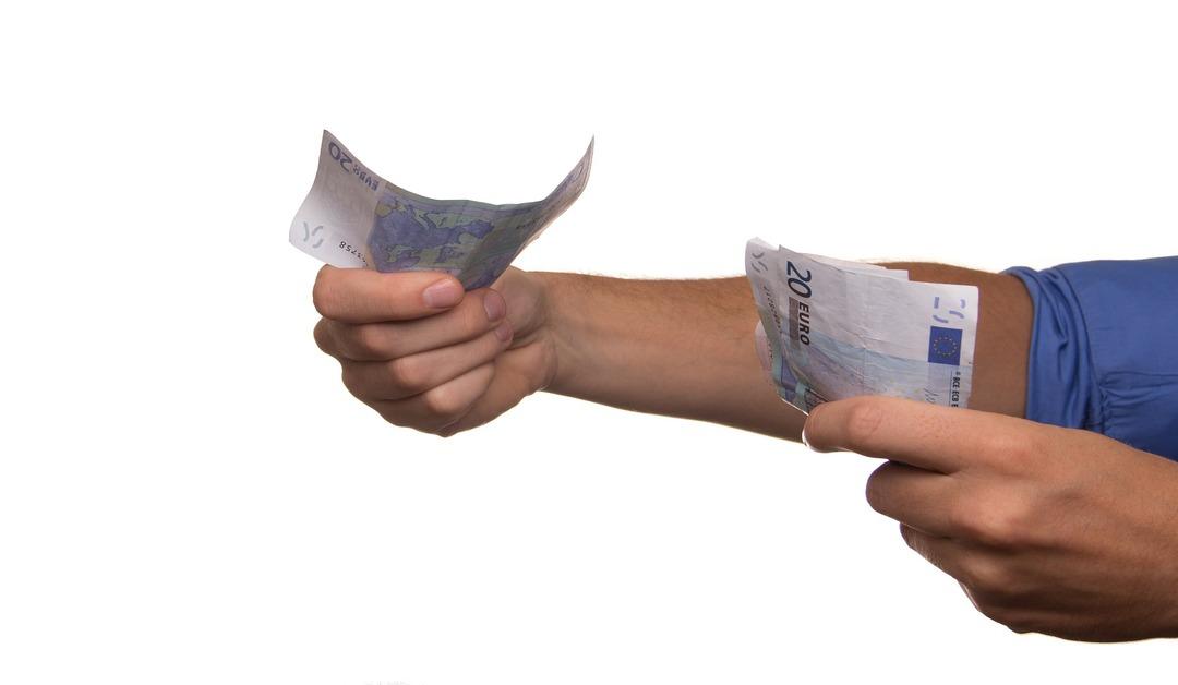 dinero de salario minimo