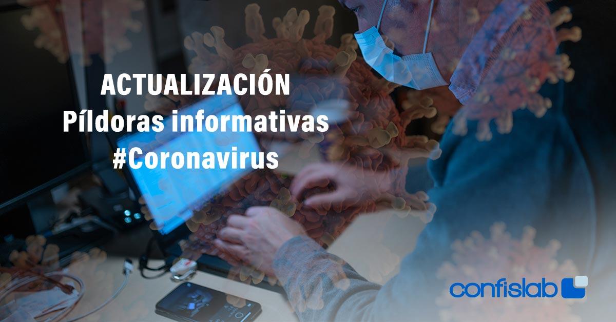 Actualización coronavirus RD 463/2020