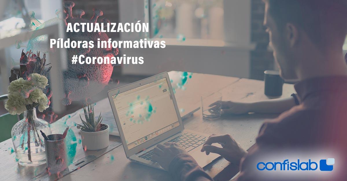 Coronavirus subvenciones madrid